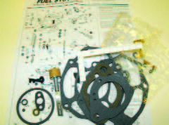 Rochester Carb Kit Auto & Manual Choke Rebuild Kit for your Carburetor