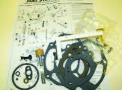 Rochester Carb Kit Auto & Manual Choke Rebuild Kit for your Carburetor