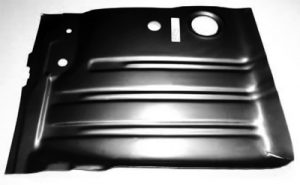 1949-54 Front Passenger Side Floor Pan