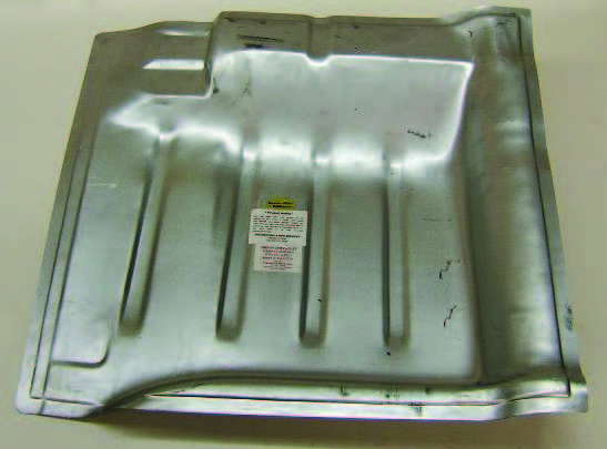 1949-52 Rear Driver Side Floor Pan