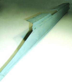 1953-54 4-Door Sedan Rocker Panel (Passenger Side)