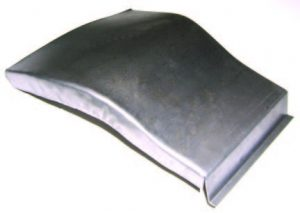 1953-54 2-Door Rear Quarter Panel Front (Passenger Side)