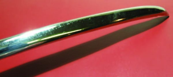 1949-1950 Front Fender Trim Strip