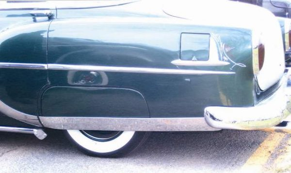 1953-1954 BelAir Bloomers