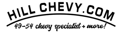 Hill Chevy logo